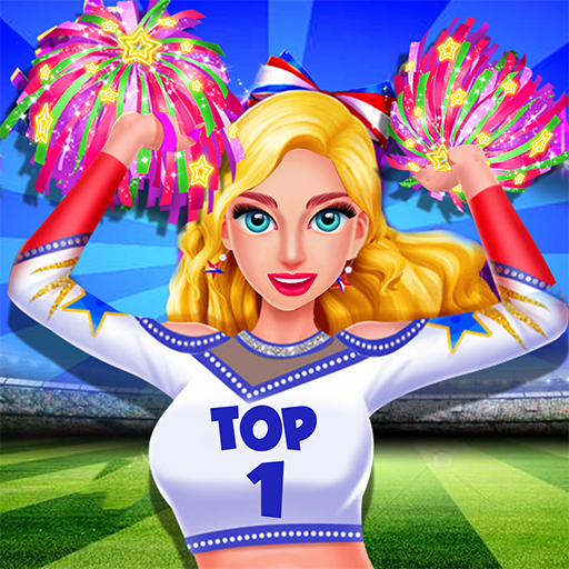 Cheerleader Dance Dress up (game)