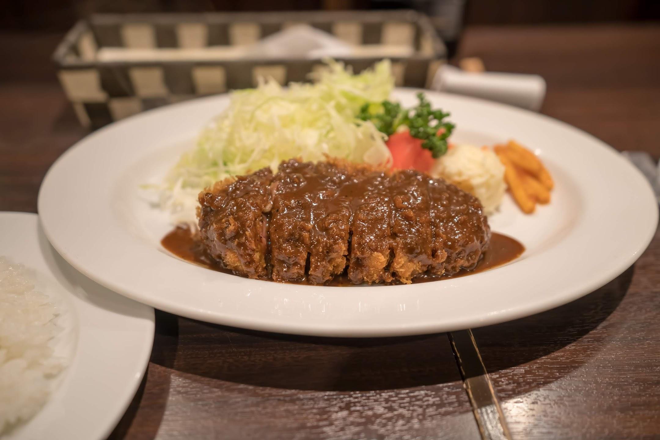 Kobe Grill Ippei beef cutlet1