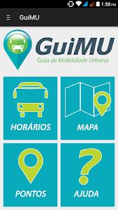 GuiMU - Guia Mobilidade Urbana screenshot 0