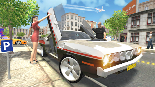 Muscle Car Simulator Mod Apk Download For Android and Iphone 6