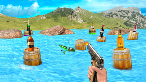 Bottle Shooting Real Expert Shooter 1.1 screenshots hack proof 2