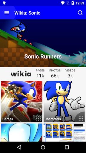 Wikia:刺猬索尼克|玩娛樂App免費|玩APPs