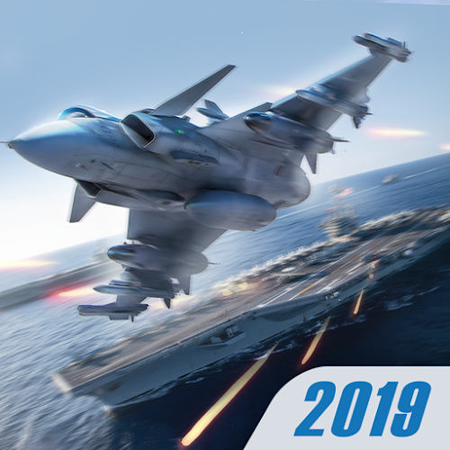 Modern Warplanes: Wargame Shooter PvP Jet Warfare (Mod Ammo) 1.8.30mod