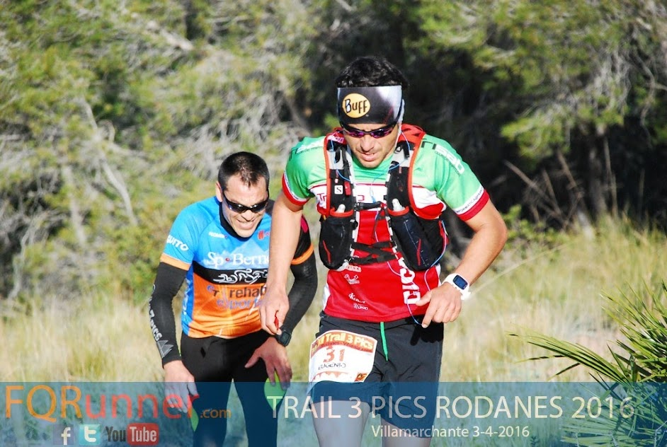 Trail 3 pics rodanes Vilamarxant