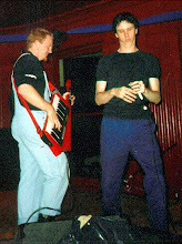 Photo: Pure Bunk - live at The Orient 1997