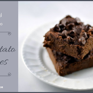 Delicious and Healthy Paleo Sweet Potato Brownies.