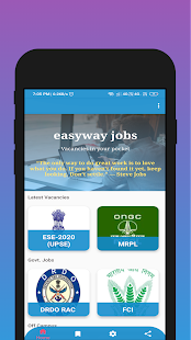 Download Easyway Jobs Search - Apply for your next job now For PC Windows and Mac apk screenshot 2