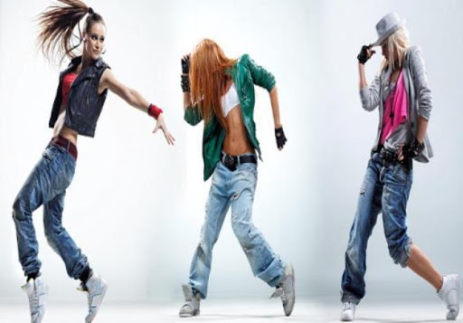Hip-Hop Dance Workout
