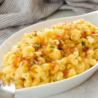 One Pot Stove Top Mac and Cheese