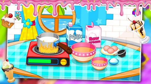 Ladybug Cooking Ice Cream  captures d'écran 2