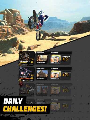 Dirt Bike Unchained apktram screenshots 15