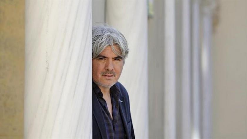 Juan Bonilla escritor y poeta de Jerez de la Frontera.