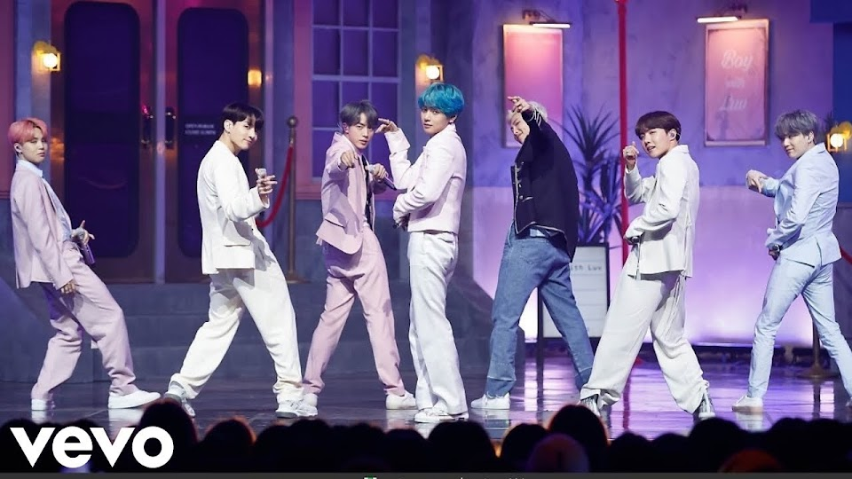 boy with luv