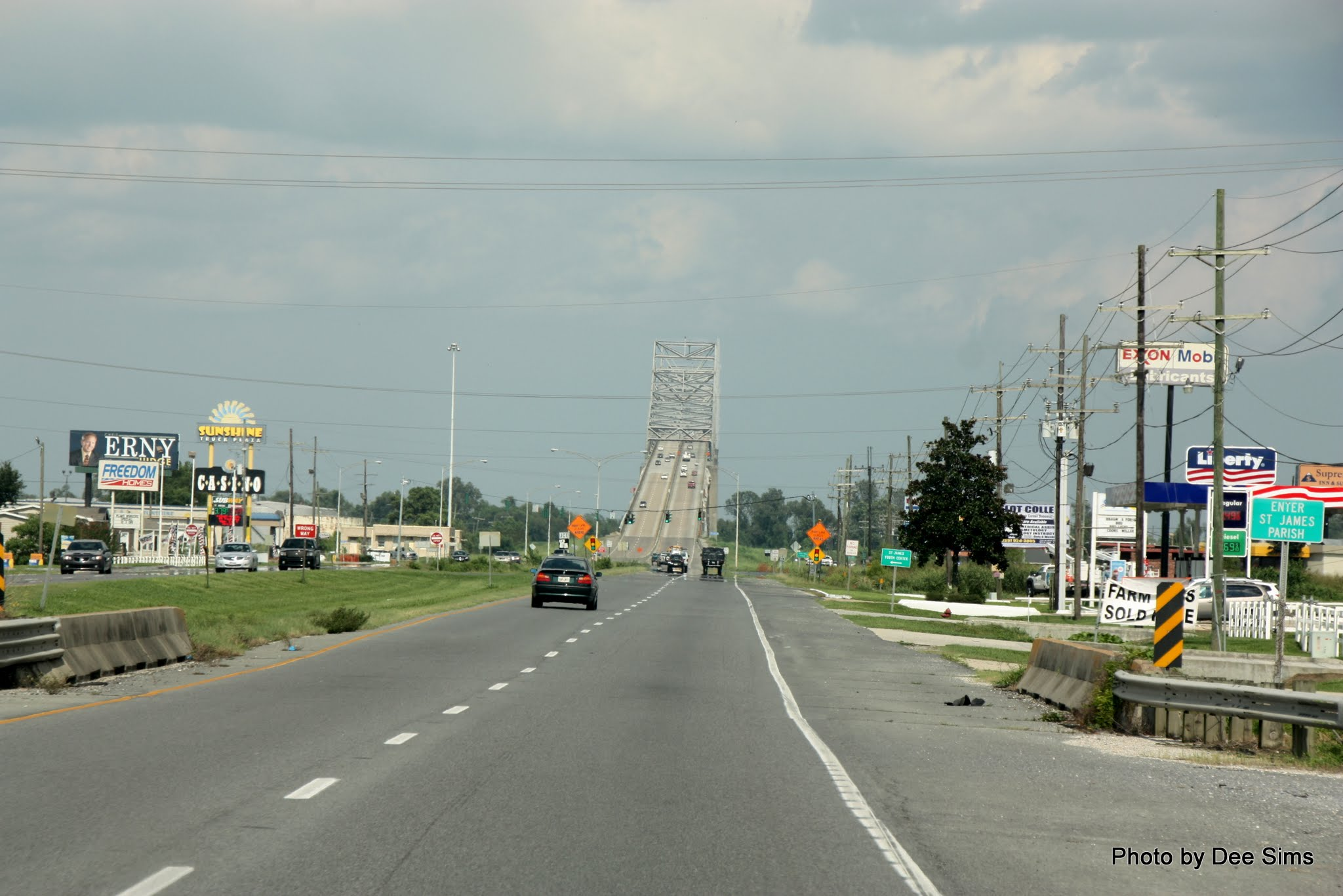 Photo: (Year 3) Day 63 - Another Bridge Ahead Crossing the Mississippi