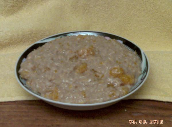 Orange Spiced Rice Pudding Recipe