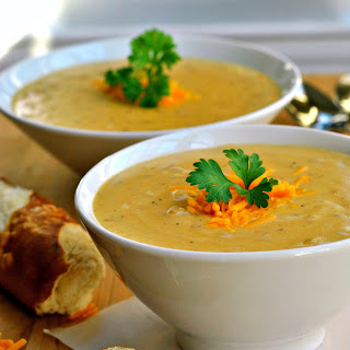 One Pot Beer Cheese Soup