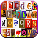 Alphabet Learning App For Kid icon