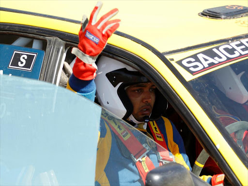 Karan targets summit after upgrading to R5 Ford Fiesta