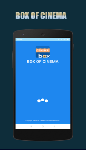 BOX OF CINEMA 7.7 screenshots 1