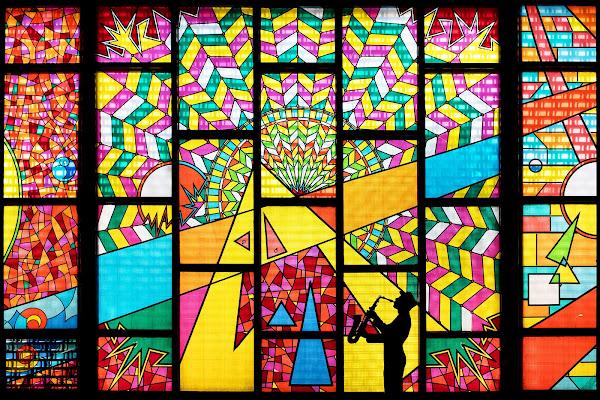 Omaggio a Kandinsky di Alexx70