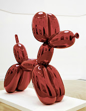 Photo: Balloon Dog (Red), 1994–2000  © Jeff Koons