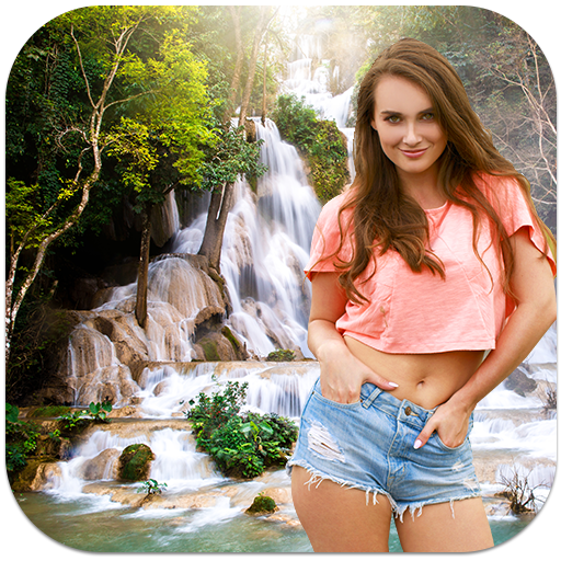 Waterfall Photo Frames (app)
