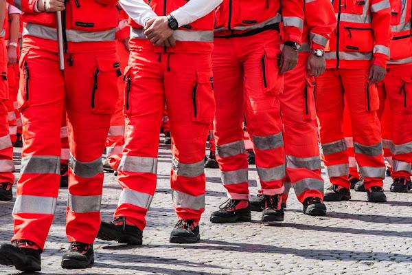 Volontari 118 di Claudio Polesel