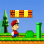 Jungle Mario Run Adventure