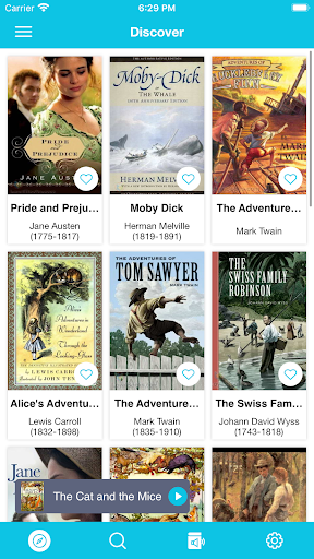 Listen to Audio Books screenshots 1