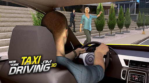 New York Taxi Driving Sim 3D 1.1 Hack Proof 4