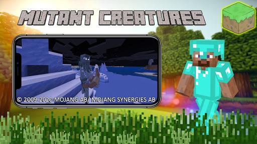 Addon NEW Mutant Creatures 2.0 screenshots 2