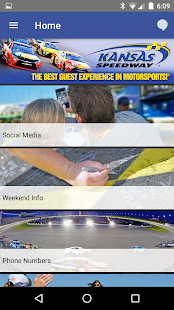 Kansas Speedway- screenshot thumbnail