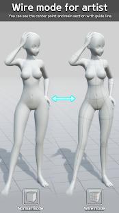 Easy Poser Mod Apk - apkmodfree com
