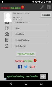 tomatomedical screenshot 1