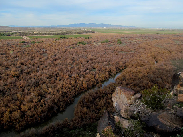 Gila River, Buckeye Valley, and White Tank Mountains