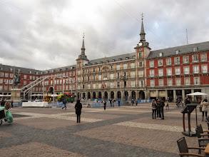 Photo: Plaza Mayor.