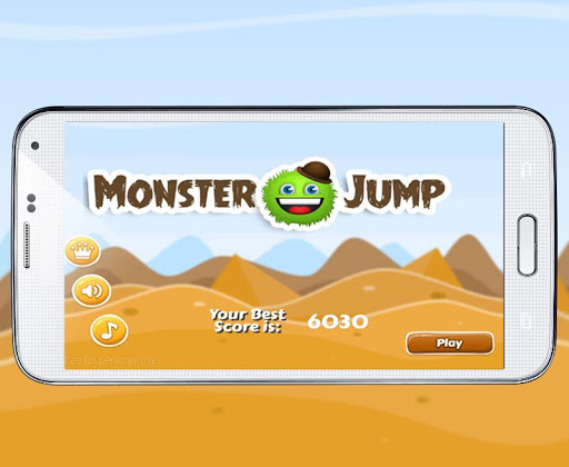 Monster Game for Toddlers