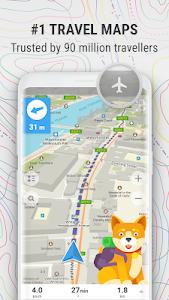MAPS.ME – Offline Map and Travel Navigation 9.0.7-Google