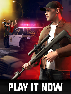 Screenshot 3 Sniper 3D Gun Shooter: Free Shooting Games - FPS Varies with device APK MOD