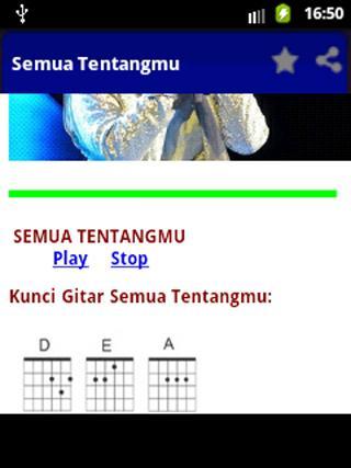 Chord Gitar Fatin