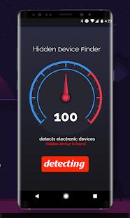 hidden device detector - náhled
