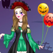 فتاة مثالية هالوين APK