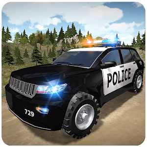 Hill Police Crime Simulator for PC and MAC