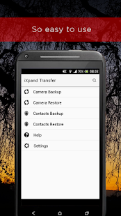 SanDisk iXpand™ Transfer- screenshot thumbnail