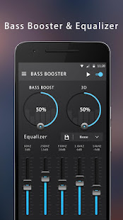 Bass Booster & Equalizer - Apps on Google Play
