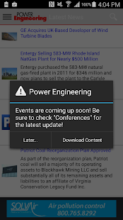 Power Engineering- screenshot thumbnail