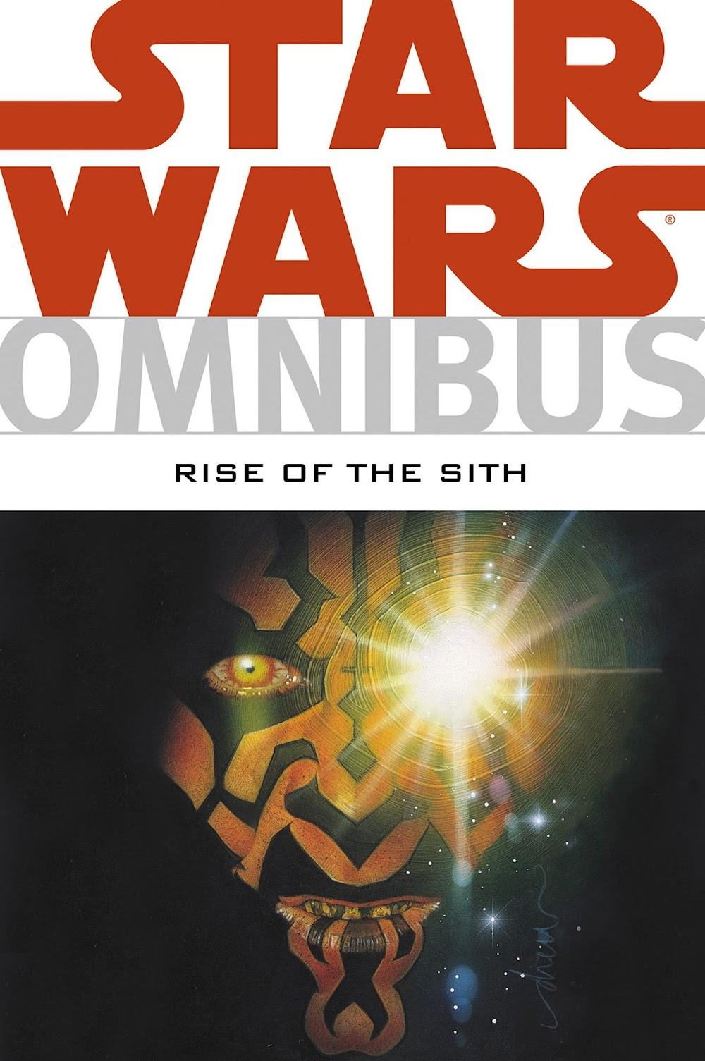 Star Wars Omnibus: Rise of the Sith (2009)