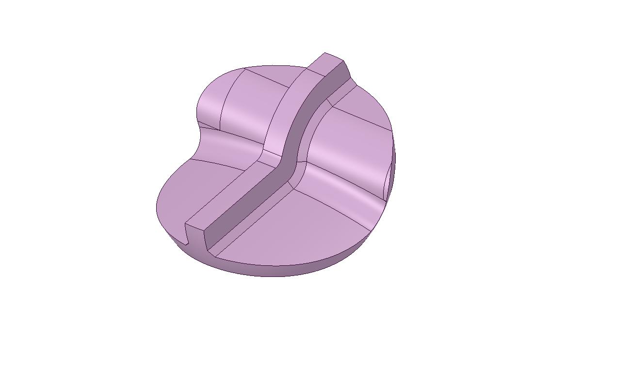 ANSYS Быстрое извлечение подмодели и доработка геометрии в SpaceClaim