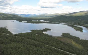 Photo: Västansjön och Laisholm