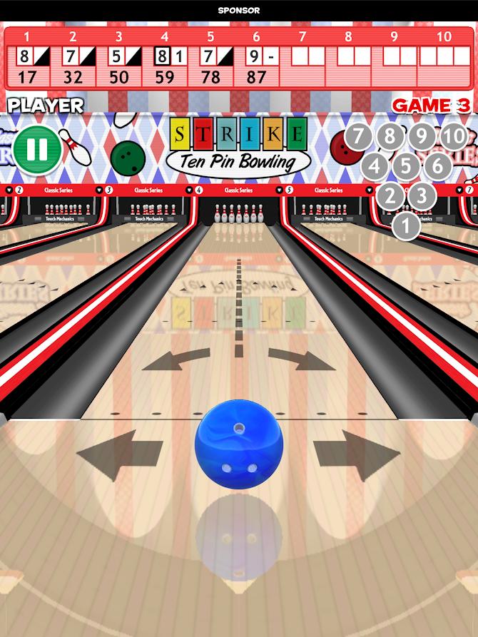 Strike! Ten Pin Bowling Android 11